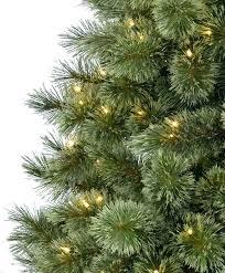 Slim Artificial Christmas Trees Sale Classic Cashmere Tree Pre Lit Home Depot
