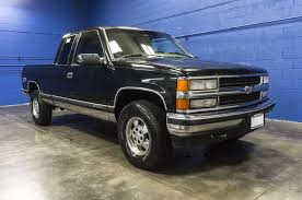 Used 1996 Chevrolet K1500 4x4 Truck For Sale - 80215B 1996 Chevrolet Ck 1500 Series Information And Photos Zombiedrive Gmc Sierra Questions 1994 4l60e Transmission Shifting Chevy Silverado On 24 2 Crave No 7 With 2953524 Lexani Tires C3500hd 08400 A Express Auto Sales Inc Trucks Fesler Impala Ss For Sale Used 4x4 Truck 36937a It Would Be Teresting How Many Z71 Ls1tech Camaro Febird Forum Chevroletgmc Utility Service Getting A Youtube Ctennial Edition 100 Years Of How To Increase Fuel Mileage 88