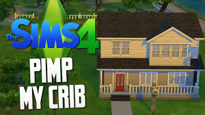 The Sims 4 PIMP MY CRIB The Sims 4 Funny Moments 4