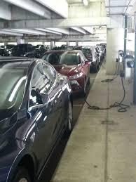 MBTA Alewife Station Free Electric Car Charging 34 Check ins 2