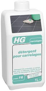 produit nettoyage sol carrelage dalles et carrelage de sol non émaillés telles que le grès cérame