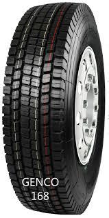 Gencotyre Truck Tire Size 295/80r22.5 - Buy Truck Tyre 295/80r22.5 ...