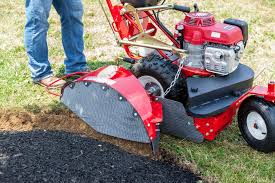 Echo Bed Redefiner by Bed Edger From Turf Teq Professional Grounds Care Equipment