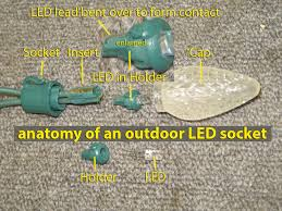 Georgesworkshop Fixing Led String Lights Rh Blogspot Com GE Miniature Light Bulbs Replacement Fuse