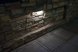 led hardscape lighting 8 deck step and retaining wall lights