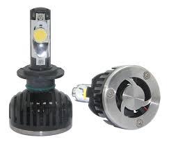24w h7 6000k led car lights