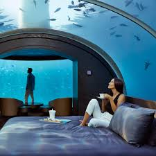 100 Conrad Maldive S Rangali Island Underwater Villa POPSUGAR