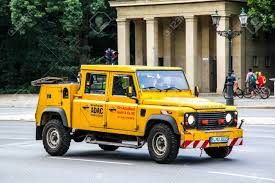 BERLIN, GERMANY - AUGUST 15, 2014: Tow Truck Land Rover Defender ... 1989 Land Rover Defender Junk Mail Flying Huntsman 6x6 Pickup Hicsumption Hardbodies D110 Double Cab Pick Up Hardbody Land Rover Fender 22 Td County Dcb 4d 122 Bhp Chelsea Truckkahn Trx4 Scale And Trail Crawler With Body 4wd 334mm 110 Single Cab Shell Ebay 2014 Kahn 105 Longnose Concept Chelsea Truck Used 14 90 22td Soft Top Urban Gets Tricked Out By Aoevolution 300tdi Truck In Falmouth Cornwall Dub Magazine Company With Last Edition Motor1