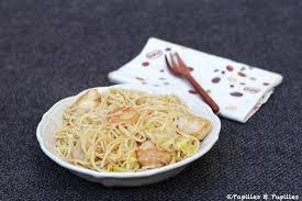 pates aux noix de jacques spaghettis aux poireaux et noix de jacques