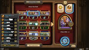 Hearthstone Hunter Beast Deck Loe legend danny wu c u0027thun warrior hearthstone decks