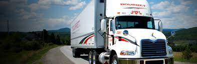 LTL Shipping & Truck Transportation Services | Bourret