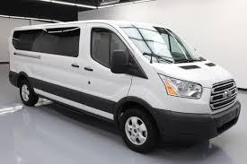 2017 Ford Transit Van Gasoline