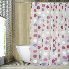rundes formmuster bad vorhang peva wasserdicht duschabtrennung vorhang dusche duschvorhang 9