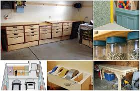 20 DIY Garage Storage and Organization Ideas Home and Gardening