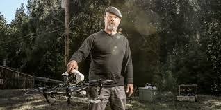 Mythbusters Christmas Tree by How Mythbuster Jamie Hyneman Hacked A Drone To Trim His Trees