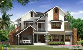 100 Design Ideas For Houses Captivating Slanting Roof Of Modern House By