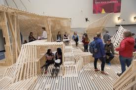 100 Atrium Architects Architecture Students Dunescapeinspired Designbuild