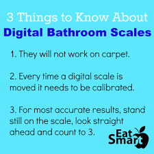 Eatsmart Precision Digital Bathroom Scale Manual by Three Things To Know About Digital Bathroom Scales U2013 The Eatsmart Blog