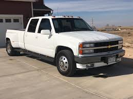 100 What Is A Dually Truck BangShiftcom Money No Object This Clean 1993 Chevy