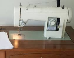 early 1960s sears kenmore straight stitch sewing machine