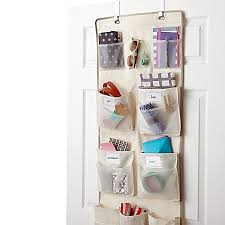 Bed Bath And Beyond Bathroom Medicine Cabinet by Real Simple 29 Pocket Over The Door Multipurpose Organizer Bed