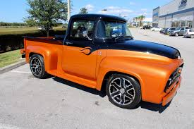 1956 Ford F100 Pickup Stock # 56F100 For Sale Near Sarasota, FL | FL ...