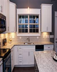 57 Examples High Definition White Cabinets Dark Floors Kitchen Window Natural Maple Rta Wood Floor Cabinet Shaker Best Island In Kitchens With Cherry Oak