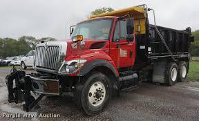 2008 International 7400 Dump Truck | Item DD6641 | SOLD! Nov...