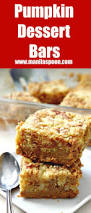 Easy Pumpkin Desserts by Pumpkin Pie Dessert Bars Manila Spoon