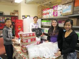 The Awesome Foundation Youth Engagement for Newmarket Food Pantry