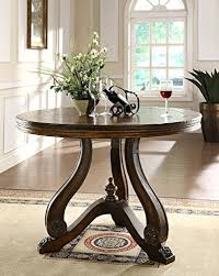 Tuscano 48quot Round Entrance Table