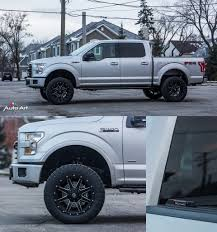 Ford F-150 On 20