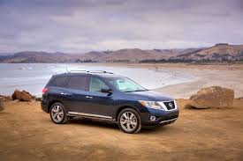 100 2013 Nissan Trucks Pathfinder Officially Unveiled Ultimate Car Blog