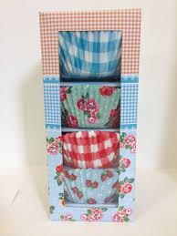 Vintage Fairy Cake Cases Selection Box Ginas Cakes