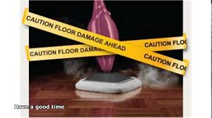 Steam Mops For Laminate Floors Best by Steam Mop For Hardwood Floors Youtube