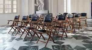 Auditorium Classic Folding Chair | MASCHERONI