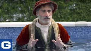 Marco Polo: It's Not Surprising He's In A Pool With His Llama In ...