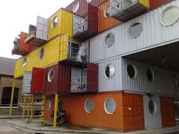 100 Cargo Container Buildings Ten Recycled Shipping RecycleNation