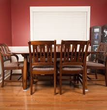 the world of bob timberlake cherry dining room table and chairs
