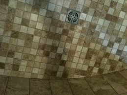 ceramictec florida curbless walk in waterproofed tile shower florida