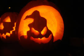 Oogie Boogie Halloween Stencil by Oogie Boogie Pumpkin By Catman666 On Deviantart