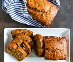 Healthy Maine Pumpkin Bread by Kirsten U0027s Cooking
