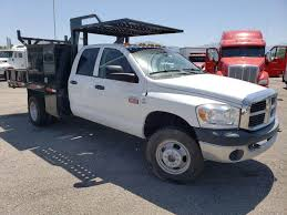 2009 Dodge Ram 3500HD Cab & Chassis Truck For Sale | Salt Lake City ...