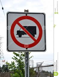 No Trucks Allowed Sign Stock Illustration. Illustration Of Canadian ... This Sign Says Both Dead End And No Thru Trucks Mildlyteresting Fork Lift Sign First Safety Signs Vintage No Trucks Main Clipart Road Signs No Heavy Trucks Day Ross Tagg Design Allowed In Neighborhood Rules Regulations Photo For Allowed Meashots Entry For Heavy Vehicles Prohibitory By Salagraphics Belgian Regulatory Road Stock Illustration Getty Images
