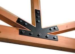 Simpson Decorative Joist Hangers by Alfa Img Showing U003e Decorative Beam Brackets Steel Worcks