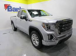 2019 New GMC Sierra 1500 4WD Double Cab Standard Box SLT At Banks ... Weimar New Gmc Sierra 1500 Vehicles For Sale 2019 First Drive Review Gms Truck In Expensive Harry Robinson Buick Lease And Finance Offers Carmel York Millersburg 2018 4wd Double Cab Standard Box Sle At Banks Future Cars Will Get A Bold Face Carscoops For Brigham City Near Ogden Logan Ut Slt 4d Crew St Cloud 38098 Peru 2013 Ram Car Driver