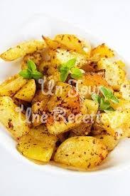 pomme de terre en robe de chambre au four pommes de terre sautées recette facile un jour une recette