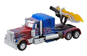 100 Optimus Prime Truck Model MasterPiece Movie Series MPM4 OPTIMUS PRIME