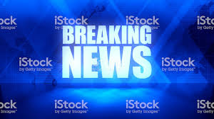 Breaking News Background Royalty Free Stock Photo