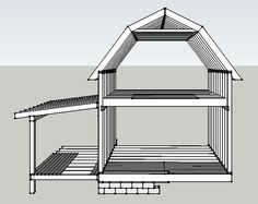12x16 Gambrel Shed Kits by Free Barn Shed Plans Learn How To Build A 14x16 Gambrel Shed